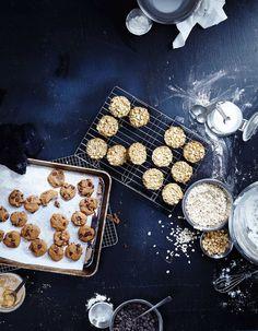 Food photography for Protein Ninja cookbook.