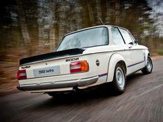 1974–75 BMW 2002 Turbo (E20)