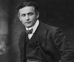 Fire has always been and, seemingly, will always remain, the most terrible of the elements- Harry Houdini  Houdini was a hottie!