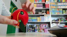 Przewlekanka jabłko do terapii ręki! #pomoceterapeutyczne #zabawka #dziecko