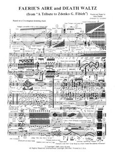 """Faerie's Aire and Death Waltz… the """"unplayable"""" score by john stump. i've heard that someone has played it."""