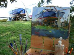 Three questions about plein air painting - Part 1