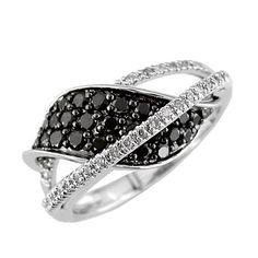 Black Diamond #Ring