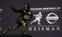 The Heisman Trophy winner isn't always the best player (Infographic)