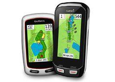 Hand Held Golf GPS Units
