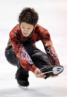 Figure Skating japan nationals2 09 - Takahiko Kozuka | by teofrabio