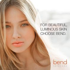 Get started on your skincare journey today with Bend! → BendBeauty.com