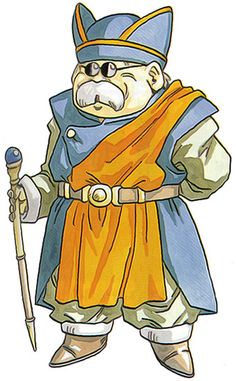 Melchior - Characters & Art - Chrono Trigger                                                                                                                                                                                 More