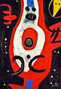 Joan Miró. La luz de la noche: http://www.guiarte.com/noticias/miro-luz-noche-museu-art-contemporani-eivissa14.html