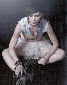 Rooney Mara in The Girl with the Dragon Tattoo