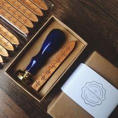 Custom Wax Seal Stamp - Stamptitude, Inc.