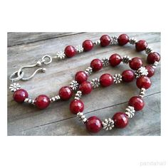Handmade Tibetan Style Jade Beads Necklace | PandaHall Beads Jewelry Blog