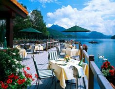 With a stay at Schloss Fuschl Resort & Spa, Fuschlsee-Salzburg in Hof bei Salzburg (Fuschlsee), you'll be close to Summer Toboggan Run. This 5-star hotel is within the vicinity of Seebad and Marktplatz.  See your own choice at http://www.lowestroomrates.com/hotels/Salzburg.html?p #luxurybeachresorts