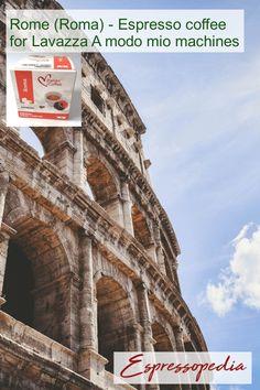 Lavazza A Modo Mio Compatible Pods Italian Espresso, Italian Coffee, Espresso Coffee, Best Coffee, Black Rock Coffee, Chicago Coffee Shops, Best Espresso Machine, Popular Drinks, Coffee Varieties