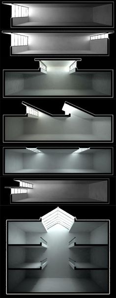 light in architecture | light diagrams | presentation