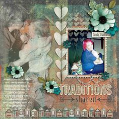 kimeric kreations: Sweet Home - new this week and a gorgeous cluster to share!