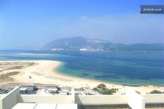 Holiday House by Troia beach & Golf - one of my favourites beaches in Portugal