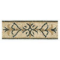 Decorative Tile Accent Pieces Banbury Inserto 2 X 2 In #thetileshop  Tile Decorative Accent