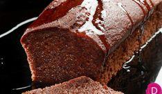 Κέικ σοκολάτας σιροπιαστό από την Ντίνα Νικολάου !