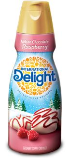 White Chocolate Raspberry | International Delight