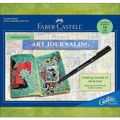 Art Journaling Kit - Alice or Greta
