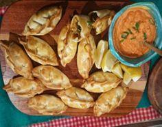 Receta: Cocineros argentinos / Empanadas jugosas de pollo