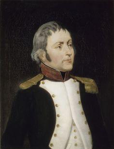 Dubois, François - Augustin-Daniel Belliard, capitaine au 1er bataillon de la Vendée en 1792 / Château de Versailles; Corps central, Grands Appartements salle de 1792