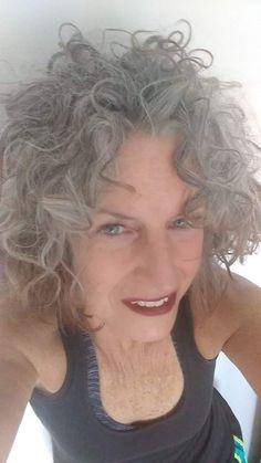 Pretty Nose, Grey Hair Transformation, Gray Hair, New Hair, Board, Hair, Hairstyle, Grey Hair, Planks