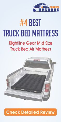 Best Truck Bed Mattress By Rightline Gear - Decorating Ideas Truck Bed Mattress, Camping Mattress, Air Mattress, Best Mattress, Truck Bed Extender, Online Digital Marketing Courses, Louis Vuitton Phone Case, Truck Bed Camping, Laptops For Sale