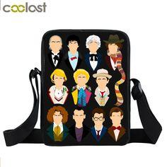 Doctor Who Messenger Bag Women Men Casual Travel Bag Kids Dr Who Mini Shoulder Bags Children Cross School Bags Train Travel, Travel Bag, Kids Bags, Dr Who, Travel Couple, School Bags, Doctor Who, Messenger Bag, Satchel