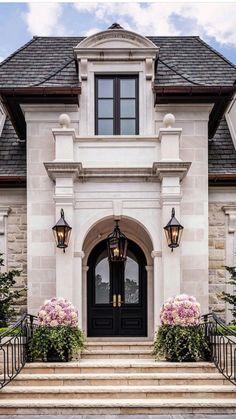 Classic House Exterior, Dream House Exterior, Dream House Plans, Dream Home Design, My Dream Home, House Design, Luxury Homes Dream Houses, Dream Homes, Marquise