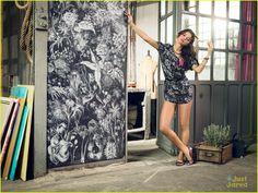 Selena Gomez Takes Selfies For Adidas NEO Summer Collection Campaign! | selena gomez adidas neo summer campaign 13 - Photo
