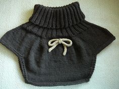 Ravelry: Simple Neck Warmer pattern by Barbara Larrue - modelinho muito interessante1