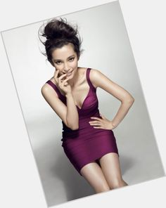 bingbing li green dress 5