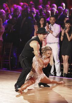 Week 5 Dancing with the Stars - ABC.com  Ingo and Kym
