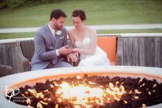 Mallory & Adam's Sanderling Wedding | Photo by Mary Basnight Photography