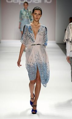 Mercedes-Benz Fashion Week : Spring 2014