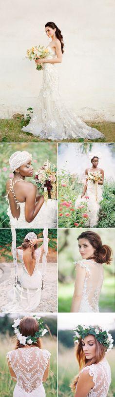Utterly Romantic Wedding Dresses – Claire Pettibone