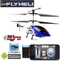 GYRO iFly Heli  (iPhone and Android)