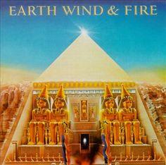 Funk-Disco-Soul-Groove-Rap: 1977 - Earth, Wind & Fire-All N All.