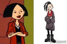 Daria: Así se ven los personajes de la serie 20 años después.