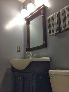 Hometalk :: DIY Bathroom Renovation