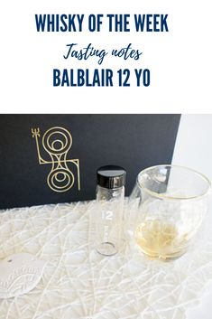 Review and tasting notes for the Balblair 12 yo Single malt whisky Highland Whisky, Single Malt Whisky, Scotland, Notes, Drinks, Drinking, Report Cards, Beverages, Notebook
