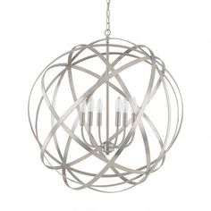 capital lighting axis collection 4 light winter gold pendant metal