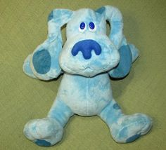 blues clues green puppy plush. 16\ Blues Clues Green Puppy Plush