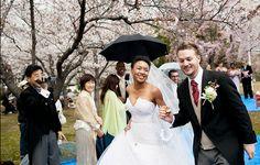 Beautiful Fusion Wedding in Japan by Juliana Wiklund Photography: Raishel and Matthew - Munaluchi Bridal Magazine