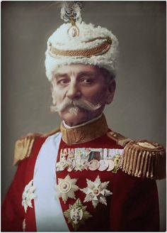 King Peter I of Serbia