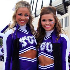 Happy 20th to my perfect lil big! Thanks for helping me survive my first year at TCU