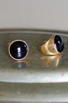 Noir Ring | Emerson Fry