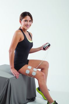 Pain Therapy Electric Massager Pain Relief Body Muscle Tens Leg Sport Neck Relax